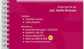 Cartea Codul de procedura civila Act. 10 Februarie 2020 – Vasile Bozesan (download, pret, reducere)