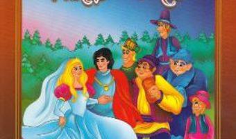 Cartea Harap-Alb. Carte de colorat cu povesti (download, pret, reducere)