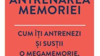 Cartea Antrenarea memoriei – Dr. Gareth Moore (download, pret, reducere)