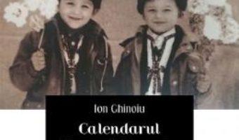 Cartea Calendarul taranului roman. Zile si mituri 2020 – Ion Ghinoiu (download, pret, reducere)