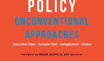 Pret Monetary Policy: Unconventional Approaches – Lucian Croitoru pdf