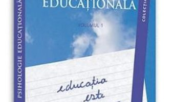 Cartea Psihologie educationala – Viorel Mih pdf