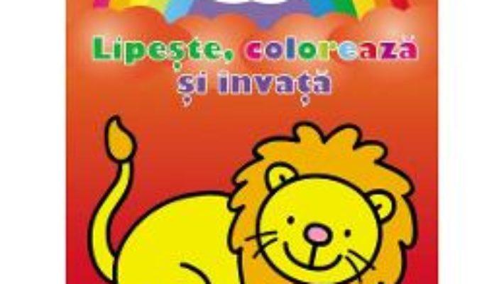 Pret Lipeste, coloreaza si invata contrarii 3 ani+ pdf