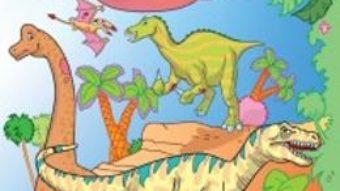 Cartea Joaca-te si construieste in lumea dinozaurilor (download, pret, reducere)