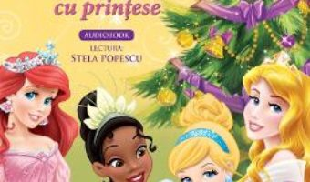 Pret Disney – Povesti de iarna cu printese (Carte + CD. Lectura: Stela Popescu) pdf