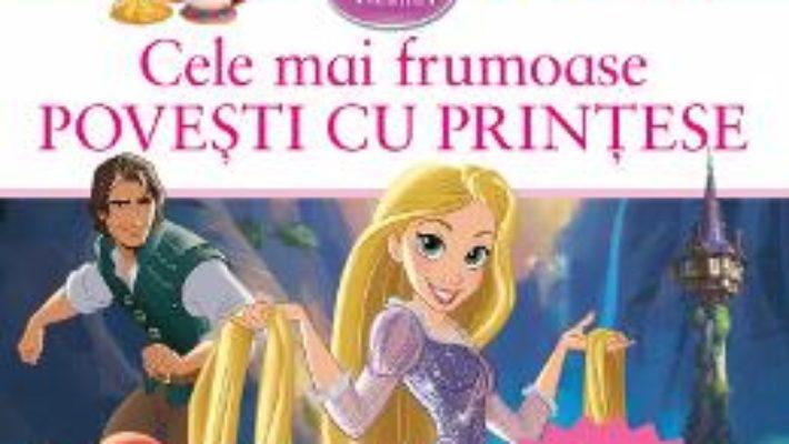 Pret Cele mai frumoase povesti cu printese- Disney Junior + Jucarie Cadou pdf