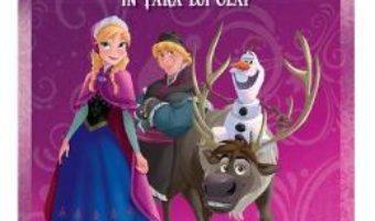 Pret Aventuri in tara lui Olaf – Disney Regatul de Gheata (32 de planse de colorat) pdf