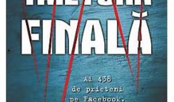 Cartea Taietura Finala – Veit Etzold (download, pret, reducere)