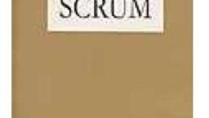 Pret Carte Scrum – Augustin Nacu