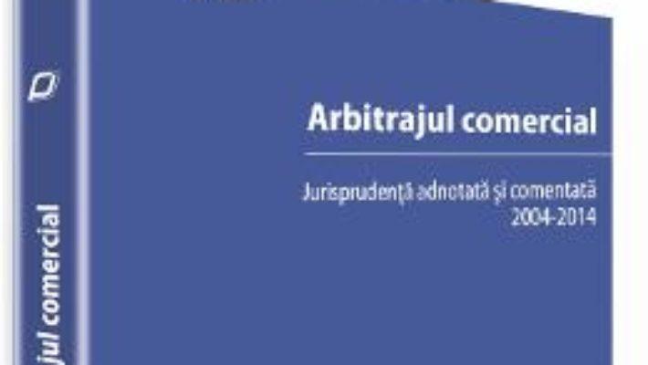 Pret Arbitrajul Comercial – Marin Voicu pdf