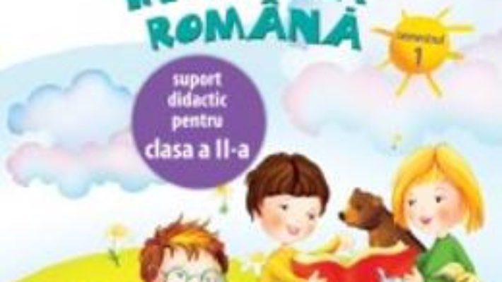 Pret Comunicare in limba romana cls 2 caiet sem.1 – Olga Piraiala pdf
