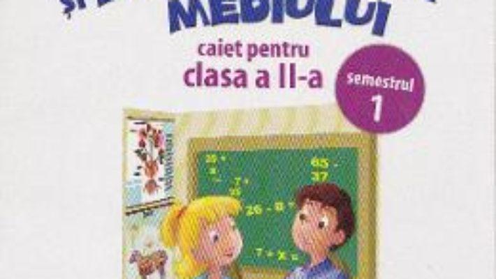 Pret Matematica si explorarea mediului clasa 2 caiet sem.1 – Anina Badescu pdf
