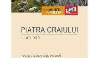 Cartea Piatra Craiului – Harta de drumetie (download, pret, reducere)