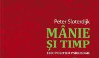 Cartea Manie Si Timp – Peter Sloterdijk pdf