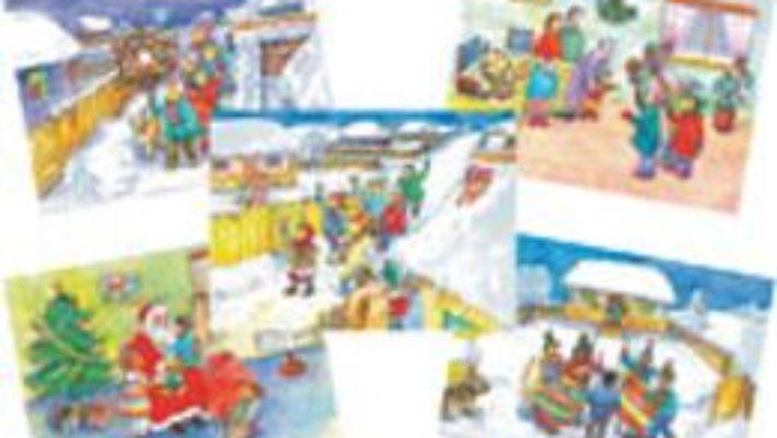 Cartea Obiceiuri Si Traditii De Craciun – Planse – Material Didactic Pentru Activitatile Din Gradinita pdf