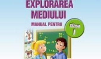 Cartea Matematica si explorarea mediului clasa 1 partea I+partea II – MihaelA-Ada Radu, Anina Badescu pdf