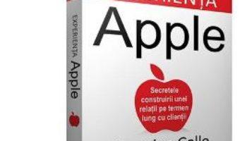 Pret Experienta Apple – Carmine Gallo pdf