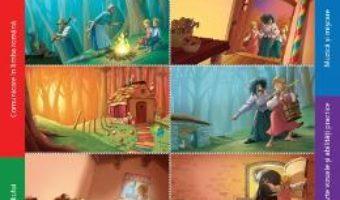 Cartea Hansel si Gretel. Caiet de lucru – Clasa pregatitoare. Semestrul 2 – Sorina Barbu pdf