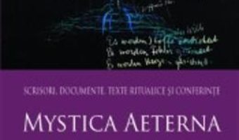 Cartea Mystica Aeterna – Rudolf Steiner pdf