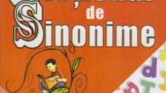 Cartea Dictionar De Sinonime – Mihai Georgescu pdf