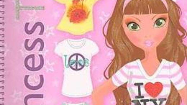 Cartea Princess Top – My T-Shirts (roz) (download, pret, reducere)