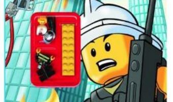 Cartea Lego City – Foc! 5+ pdf