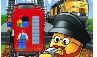 Cartea Lego City – Poftiti in vagoane! 5+ pdf