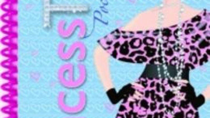 Cartea Princess Top – Pocket Designs (bleu) (download, pret, reducere)