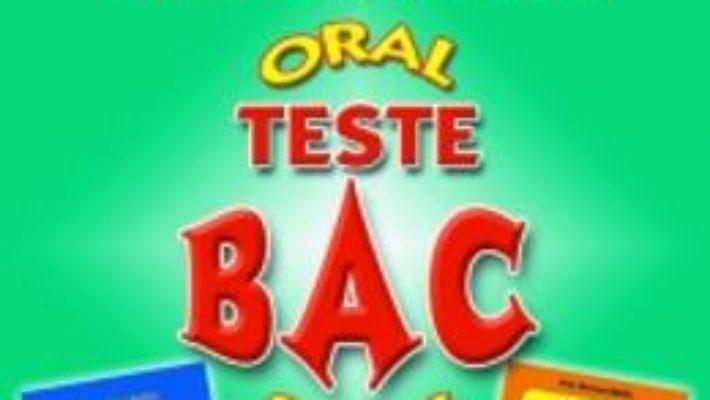 Cartea Teste bac – Limba si litearatura romana – Mariana Badea pdf