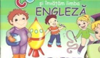 Cartea Meserii – Coloram si invatam limba engleza pdf
