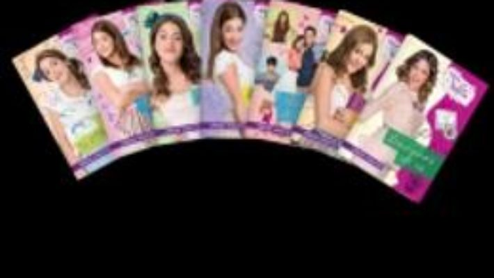 Cartea Pachet Disney Violetta. Cartile Violettei (7 Carti) pdf