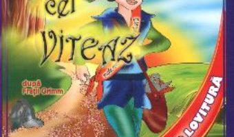 Cartea Croitorasul cel viteaz dupa fratii Grimm – Carte de colorat A4 (download, pret, reducere)