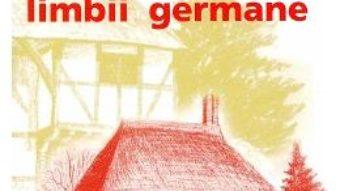 Cartea Gramatica limbii germane – Francois Muller pdf