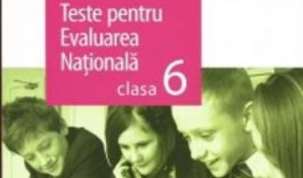 Cartea Limba Si Comunicare Cls 6 RomanA-Engleza Evaluare Nationala – Mariana Cheroiu (rosu) (download, pret, reducere)