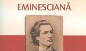 Cartea Constiinta Tragica Eminesciana – Bianca Osnaga pdf