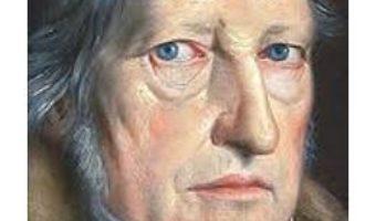 Cartea Singur Cu Hegel – Vasile Gogea pdf