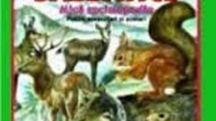 Cartea Animale salbatice. Mica enciclopedie pentru prescolari si scolari pdf