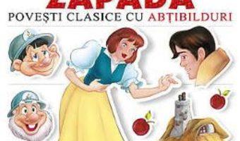 Cartea Alba-ca-Zapada – Povesti clasice cu abtibilduri (download, pret, reducere)