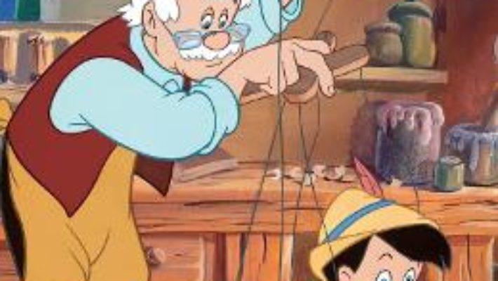 Cartea Pinocchio – Invat sa citesc nivelul 3 pdf