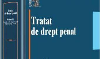 Cartea Tratat De Drept Penal Vol.1: Introducere In Dreptul Penal – George Antoniu pdf