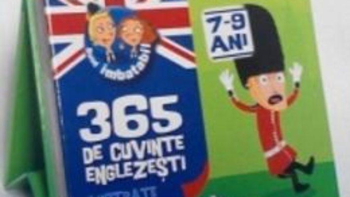 Cartea 365 De Cuvinte Englezesti Ilustrate 7-9 Ani (download, pret, reducere)