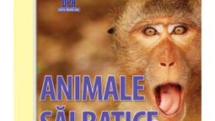 Cartea Pliant Animale Salbatice pdf