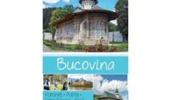 Cartea Romania – Bucovina – Adina Baranovschi pdf