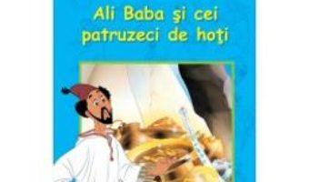 Cartea Ali Baba si cei patruzeci de hoti – Stiu sa citesc pdf