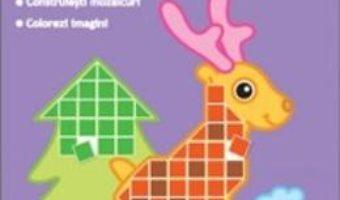 Mozaic cu autocolante – Fii creativ! PDF (download, pret, reducere)