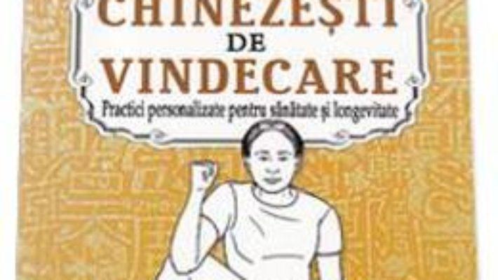 Cartea Exercitii Chinezesti De Vindecare – Steven Cardoza pdf