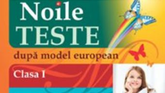 Cartea Evaluare nationala clasa 1 limba romana+matematica noile teste – Aurelia Arghirescu (download, pret, reducere)