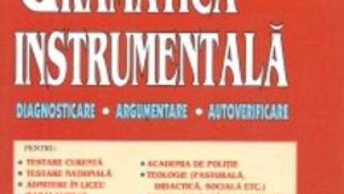 Cartea Gramatica instrumentala – St.M. Ilinca pdf