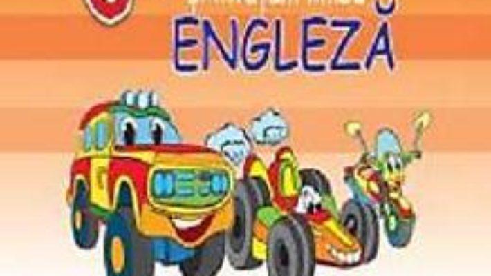 Cartea Coloram si invatam limba engleza Vol.5: Mijloace de transport pdf