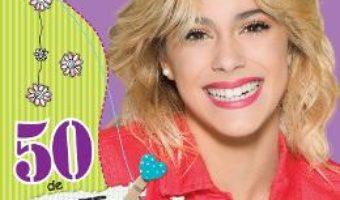 Cartea Disney Violetta – 50 de teste pdf